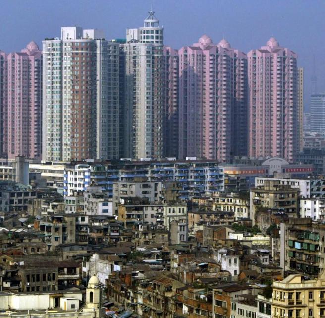Skyline-von-Guangzhou