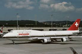 Jumbo Jet 2-2 Swissair